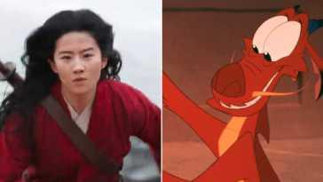 Mulan - Fãs protestam pela ausência de Mushu   disney live action   Revista Ambrosia