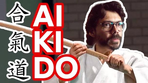 Aula grátis de Aikido com o Professor de La Casa de Papel   Espanha   Revista Ambrosia
