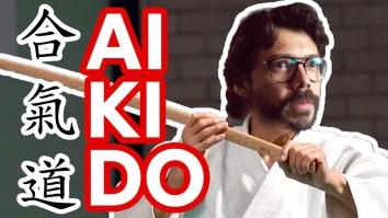 Aula grátis de Aikido com o Professor de La Casa de Papel | Séries | Revista Ambrosia