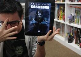 Gás Negro – Lançamento chegando pela Mythos | Quadrinhos | Revista Ambrosia