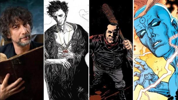 Sandman é a nova série da Netflix, desinformação na DC Comics e lançamentos   ator   Revista Ambrosia