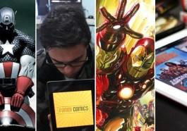 Panini lança quadrinhos digitais da Marvel Comics - 2q News | Quadrinhos | Revista Ambrosia