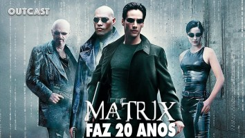 O legado de Matrix em debate no Outcast! | Carrie-Anne Moss | Revista Ambrosia