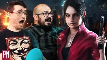 - maxresdefault 67 - Borrando as calças com Resident Evil 2 Remake