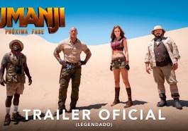 Jumanji: Próxima Fase ganha seu primeiro trailer | Filmes | Revista Ambrosia
