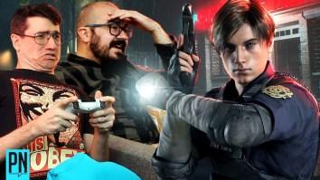Queimando a cabeça com Resident Evil 2 Remake (Parte 2) | Capcom | Revista Ambrosia