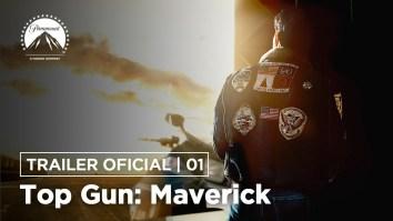 Top Gun: Maverick tem seu primeiro trailer divulgado | Top Gun: Maverick | Revista Ambrosia