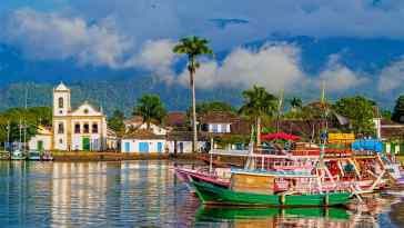Paraty se torna o primeiro sítio misto do Patrimônio Mundial no Brasil | Notícias | Revista Ambrosia