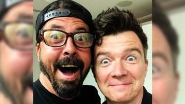 Dave Grohl e Rick Astley surpreendem com 'Never Gonna Give You Up' em clube londrino | Notícias | Revista Ambrosia