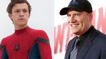 - Kevin Feige - Homem-Aranha no MCU não foi pensado para sempre, segundo Kevin Feige
