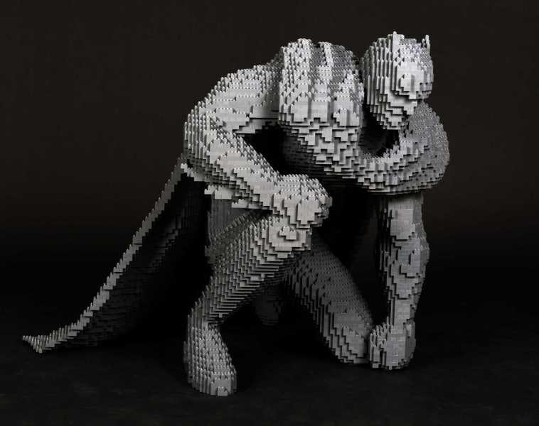 Megaexposição traz super-heróis da DC em Lego a São Paulo   Agenda   Revista Ambrosia