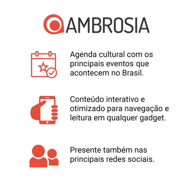 Descubra |  | Revista Ambrosia