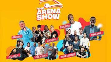 Festival Samba Arena reúne grandes artistas na Arena Corinthians | São Paulo | Revista Ambrosia