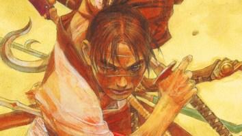 Novo anime de Blade – A Lâmina do Imortal ganha teaser | Séries | Revista Ambrosia