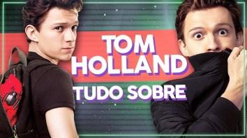 Tudo sobre Tom Holland! Do teatro ao Homem-Aranha | Videocast | Revista Ambrosia