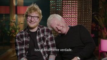 Yesterday - Richard Curtis e Ed Sheeran contam o divertido processo de criação | Featurette | Revista Ambrosia