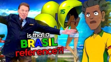 Referências ao Brasil nos animes! | Japão | Revista Ambrosia