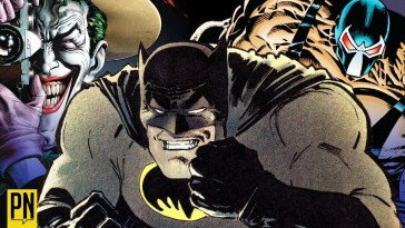 TOP 10 melhores quadrinhos do Batman | Tim Sale | Revista Ambrosia
