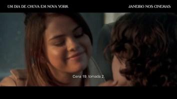 Um dia de Chuva em Nova York, com Selena Gomez, ganha trailer | Filmes | Revista Ambrosia