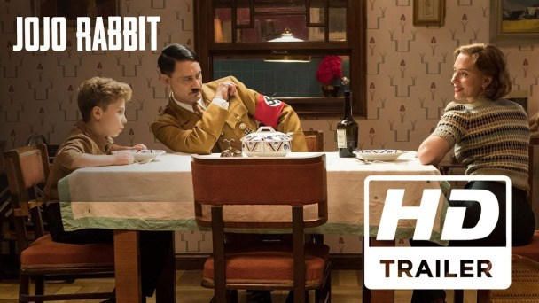 Jojo Rabbit - Taika Waititi aparece como Hitler no Trailer Oficial | jojo | Revista Ambrosia