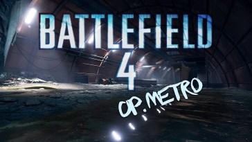 Operation Métro no Battlefield 4 | RJ | Revista Ambrosia