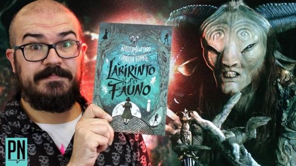 Tudo sobre O Labirinto do Fauno (filme + livro) | Livro | Revista Ambrosia