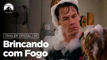 Brincando Com Fogo - bombeiros viram babás no trailer da comédia com John Cena | Filmes | Revista Ambrosia