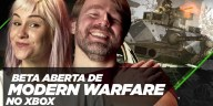 Beta de CoD: Modern Warfare e tudo sobre Gamer Blood - Xbox Drops | Square-Enix | Revista Ambrosia