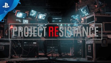 - Project Resistance TGS 2019 Trailer de Gameplay PS4 - Vídeo apresenta gameplay de Project Resistance