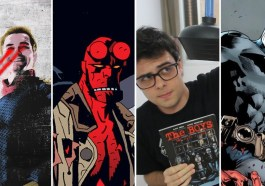 Batman's Grave, The Boys supera Marvel, Spawn bate recorde | 2q News | Quadrinhos | Revista Ambrosia