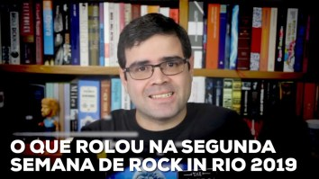 Review: O que rolou na segunda semana de Rock in Rio 2019 | Review | Revista Ambrosia