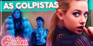 "Lili Renhart no cinema: ""As Golpistas"" é maravilhoso 