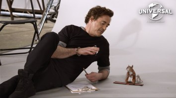Robert Downey Jr faz teste de elenco animal para Dolittle | Filmes | Revista Ambrosia