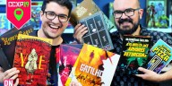 Quadrinhos nacionais no Artists' Alley da CCXP 19 | Elton John filme 2019 | Revista Ambrosia