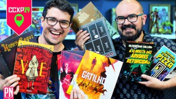 Quadrinhos nacionais no Artists' Alley da CCXP 19 | Comic Con Experience | Revista Ambrosia