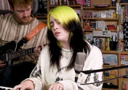 Billie Eilish se apresenta no Tiny Desk | Música | Revista Ambrosia