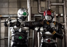 Kamen Rider Black chega à Band remasterizada em HD | TV | Revista Ambrosia