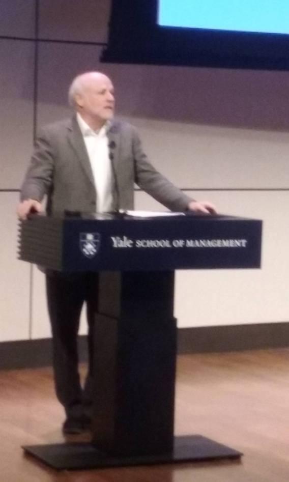 Yale Innovation summit Keynote Jim Hornthal