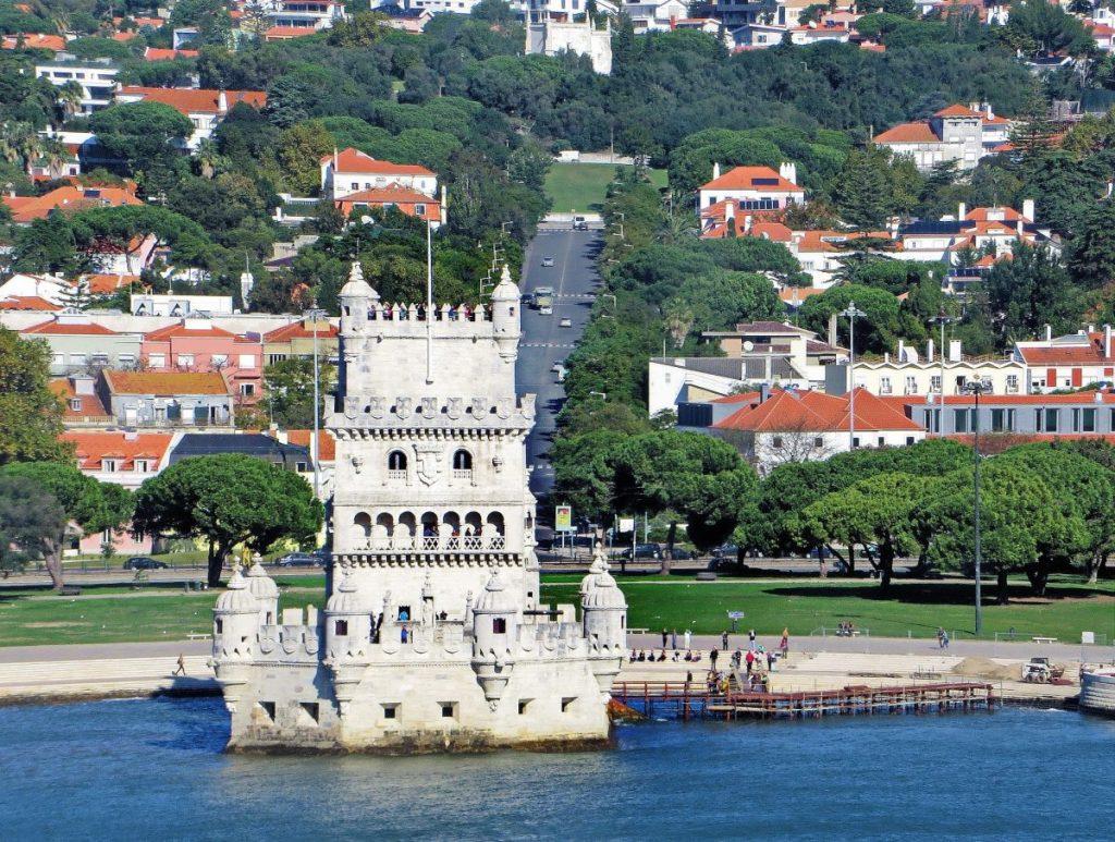lisbon-bellem tower