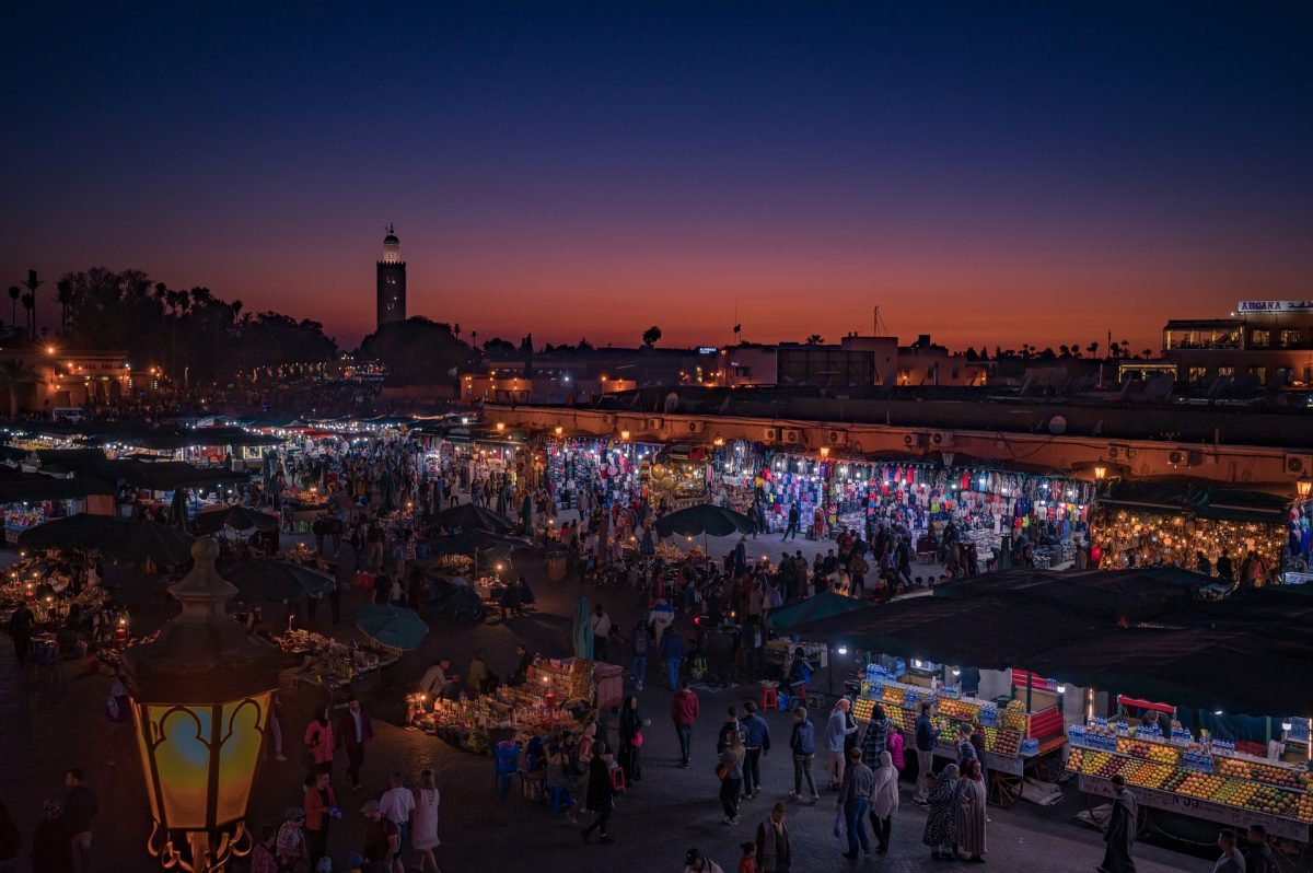 morocco - marakech
