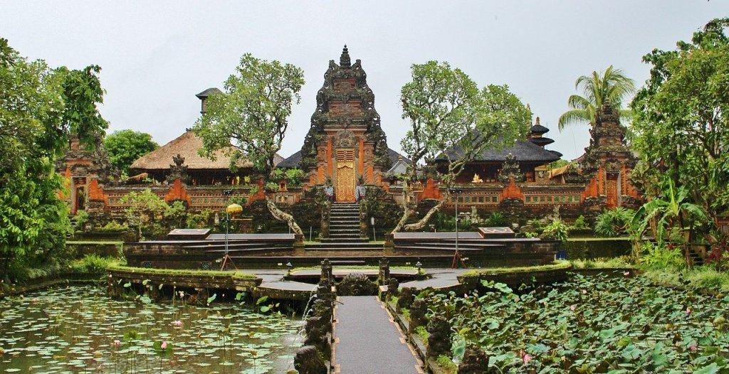bali - ubud-temple