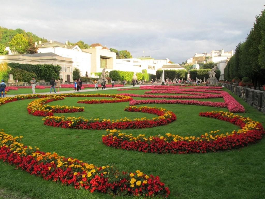 salzburg - mirabel-gardens