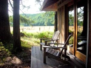 Women's yoga retreat oregon cabin