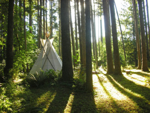 Tipi Village Retreat, Marcola, Oregon