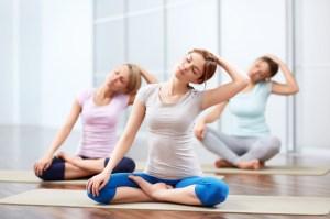 Ambuja Yoga group sessions