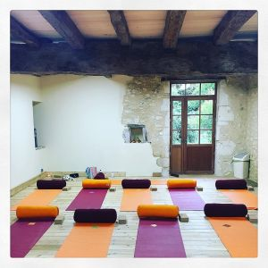luxury womens yoga retreat france may 2017 yoga studio