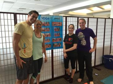 sioux falls airport yoga