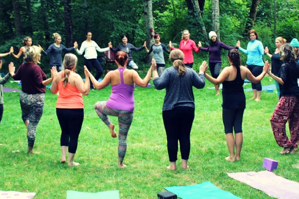 women's yoga retreat oregon