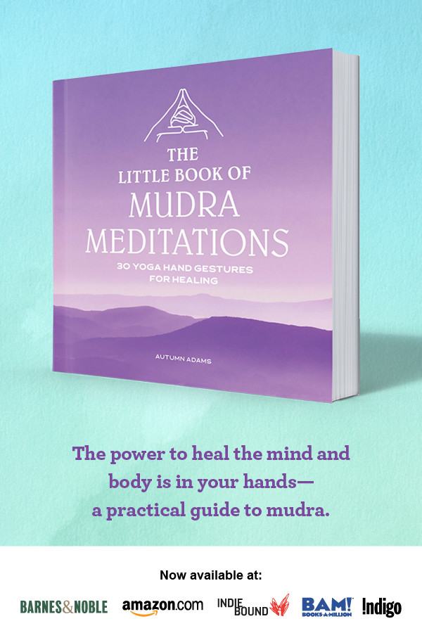 mudra meditations book
