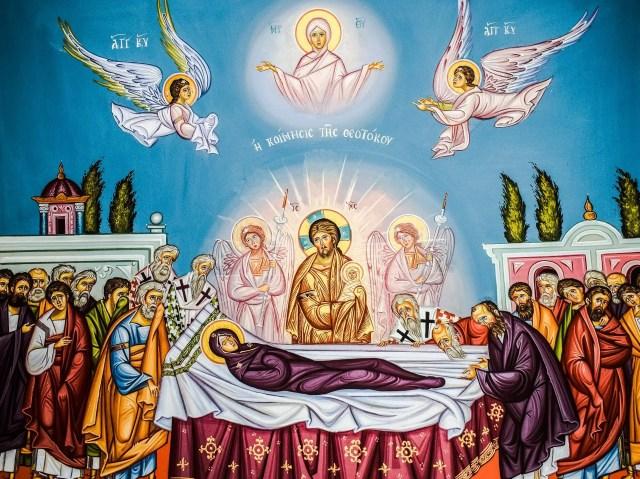 Did Mary die